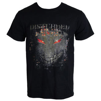 t-shirt metal uomo Disturbed - Fire Behind - ROCK OFF, ROCK OFF, Disturbed