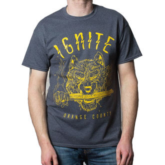t-shirt metal uomo Ignite - Wolf - Buckaneer, Buckaneer, Ignite