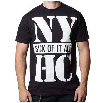 t-shirt metal uomo Sick of it All - Us Vs. Them - Buckaneer, Buckaneer, Sick of it All