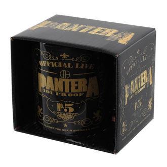 tazza Pantera - Prova - ROCK OFF, ROCK OFF, Pantera