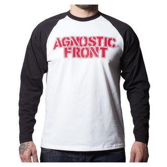 t-shirt metal uomo Agnostic Front - Never Walk Alone - Buckaneer, Buckaneer, Agnostic Front
