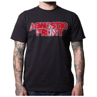 t-shirt metal Agnostic Front - Never Walk Alone - Buckaneer, Buckaneer, Agnostic Front
