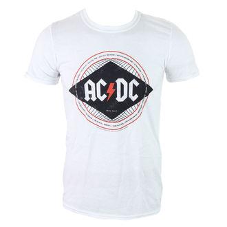 t-shirt metal uomo AC-DC - Diamond - LIVE NATION, LIVE NATION, AC-DC