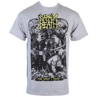 t-shirt metal Napalm Death - Wolf - RAGEWEAR, RAGEWEAR, Napalm Death
