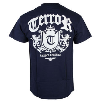 t-shirt metal uomo Terror - Lion Crest - RAGEWEAR, RAGEWEAR, Terror
