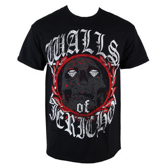 t-shirt metal uomo Walls of Jericho - Diamont Skull - RAGEWEAR, RAGEWEAR, Walls of Jericho