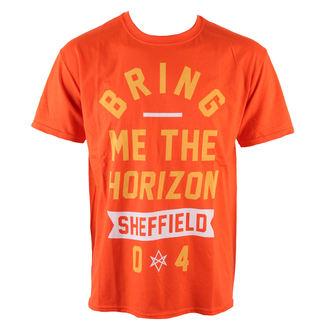 t-shirt metal uomo Bring Me The Horizon - Big Text - ROCK OFF, ROCK OFF, Bring Me The Horizon