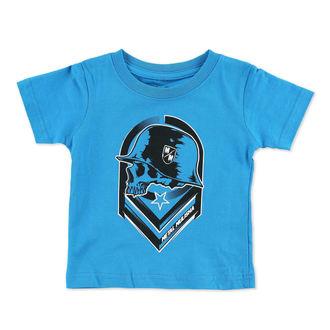 t-shirt street bambino - Rival Infants - METAL MULISHA, METAL MULISHA
