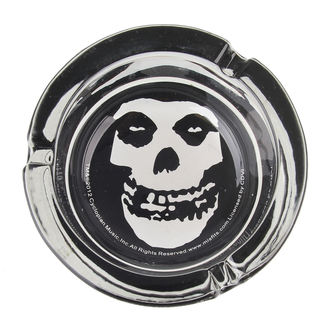 posacenere Misfits - Skull, C&D VISIONARY, Misfits