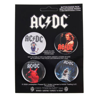 spille AC / DC - Logo, C&D VISIONARY, AC-DC