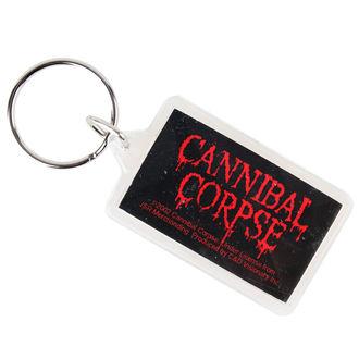 portachiavi (ciondolo) Cannibal Corpse - Logo, C&D VISIONARY, Cannibal Corpse