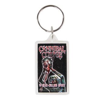 portachiavi (ciondolo) Cannibal Corpse - Baldoria, C&D VISIONARY, Cannibal Corpse