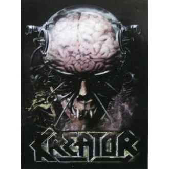 bandiera Kreator - Enemy Of Ofo, HEART ROCK, Kreator