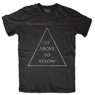 t-shirt uomo - As Above So Below - BLACK CRAFT, BLACK CRAFT