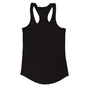 top donna BLACK CRAFT - Solitario Wolf Racer Tank - Nero, BLACK CRAFT