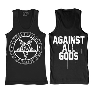 t-shirt uomo BLACK CRAFT - Against All Gods Tank, BLACK CRAFT