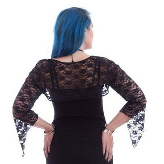 bolero NECESSARY EVIL - Gothic Cleon - Nero, NECESSARY EVIL