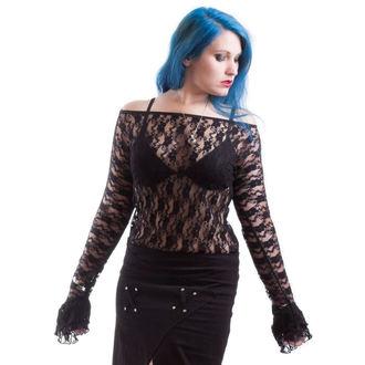 T-shirt gotica e punk donna - Ziva - NECESSARY EVIL, NECESSARY EVIL