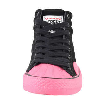 scarpe da ginnastica alte donna - Suede HI - VISION, VISION