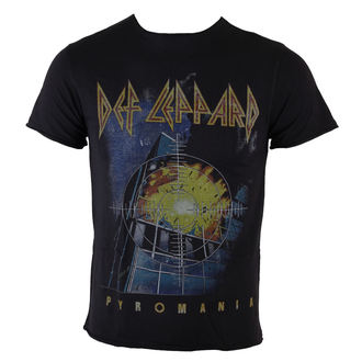 t-shirt metal uomo Def Leppard - Pyro - AMPLIFIED, AMPLIFIED, Def Leppard