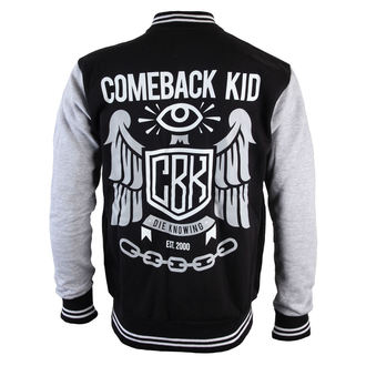felpa senza cappuccio uomo Comeback Kid - Comeback Kid - VICTORY RECORDS, VICTORY RECORDS, Comeback Kid