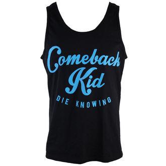 t-shirt uomo Comeback Kid - Script Blu - VICTORY, VICTORY RECORDS, Comeback Kid