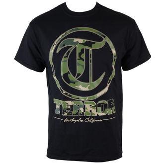 t-shirt metal uomo Terror - Camo Black - VICTORY RECORDS, VICTORY RECORDS, Terror