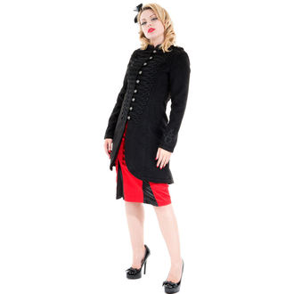cappotto donna primaverile-autunnale HEARTS E ROSES - Military Cyber Rave Lana, HEARTS AND ROSES