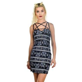 vestito donna TOO FAST - Pentagram, TOO FAST