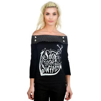 T-shirt gotica e punk donna - Cloud 9 Sailor - TOO FAST, TOO FAST