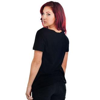 T-shirt gotica e punk donna - Elements - TOO FAST, TOO FAST