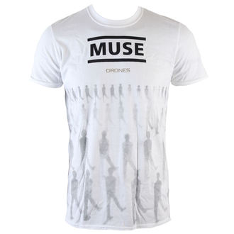 t-shirt metal uomo Muse - Drones - LIVE NATION, LIVE NATION, Muse