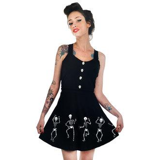 vestito donna TOO FAST - Danza Scheletri, TOO FAST