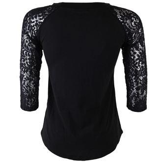 T-shirt gotica e punk donna - Dahlia - TOO FAST, TOO FAST