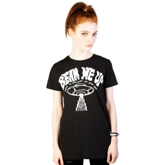 t-shirt hardcore donna - Beam Me Up - DISTURBIA, DISTURBIA
