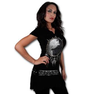 vestito donna SPIRAL - Wolf Chi - Nero, SPIRAL