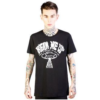 t-shirt hardcore uomo - Beam - DISTURBIA, DISTURBIA