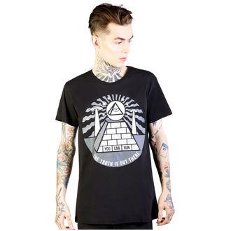 t-shirt hardcore uomo - Pyramid - DISTURBIA, DISTURBIA