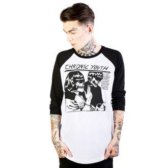 t-shirt hardcore uomo - Chronic Youth - DISTURBIA, DISTURBIA