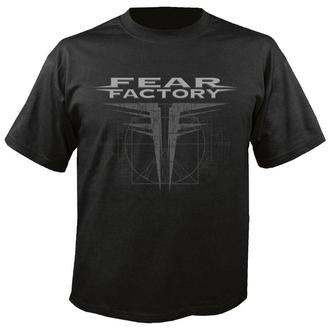 t-shirt metal uomo Fear Factory - GNXS - NUCLEAR BLAST, NUCLEAR BLAST, Fear Factory