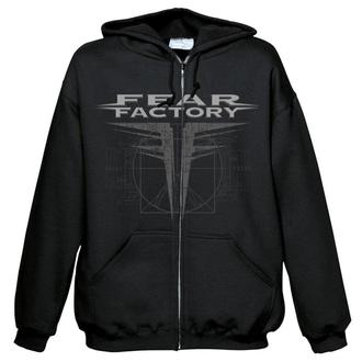 felpa con capuccio uomo Fear Factory - GNXS - NUCLEAR BLAST, NUCLEAR BLAST, Fear Factory
