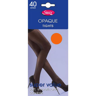 collant LEGWEAR - 40 denari opaco - Neon Orange, LEGWEAR