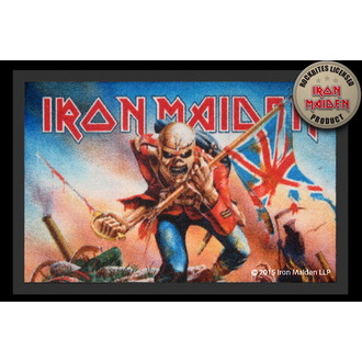 zerbino Iron Maiden - Trooper - ROCKBITES, Rockbites, Iron Maiden