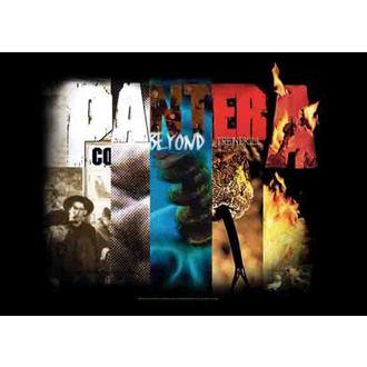 bandiera Pantera - Album Collage, HEART ROCK, Pantera