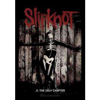 bandiera Slipknot - The Grigio Chapter, HEART ROCK, Slipknot
