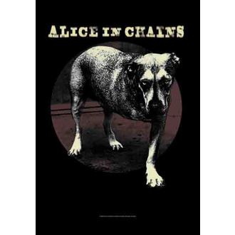 bandiera Alice In Chains - Sorriso, HEART ROCK, Alice In Chains