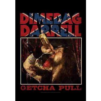 bandiera Dimebag Darrel - Getcha Tirare, HEART ROCK, Dimebag Darrell