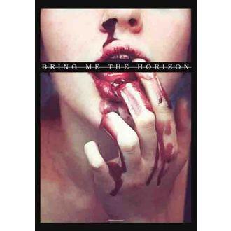 bandiera Bring Me The Horizon - Blood lussuria, HEART ROCK, Bring Me The Horizon