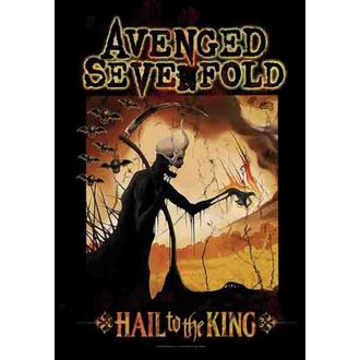 bandiera Avenged Sevenfold - Reaper, HEART ROCK, Avenged Sevenfold