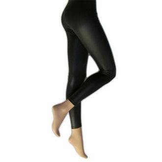 pantaloni donna (leggings) LEGWEAR - Schiuma Look - Nero, LEGWEAR